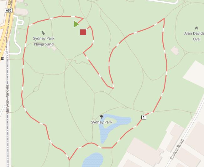 2km_2018-07-30 10_29_24-Newtown Fun Run Fluoro 2km (2018). Mapometer.com running route #4784109